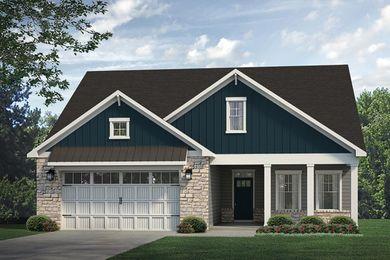 Torino Ii Bungalow Legacy Lakes Aberdeen North Carolina Mckee Homes