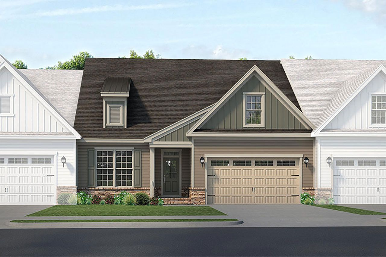 Exterior featured in the Augusta By McKee Homes in Pinehurst-Southern Pines, NC