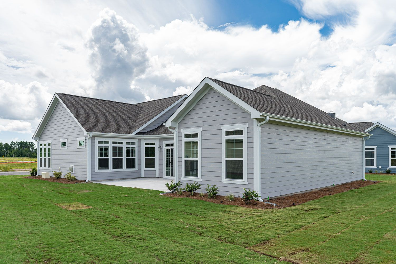 Exterior featured in the Palazzo Craftsman By McKee Homes in Wilmington, NC