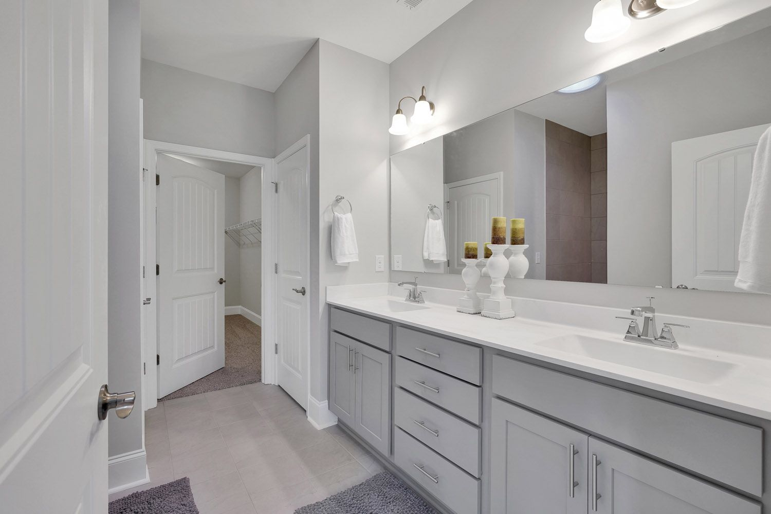 Bathroom featured in the Salerno Craftsman By McKee Homes in Wilmington, NC