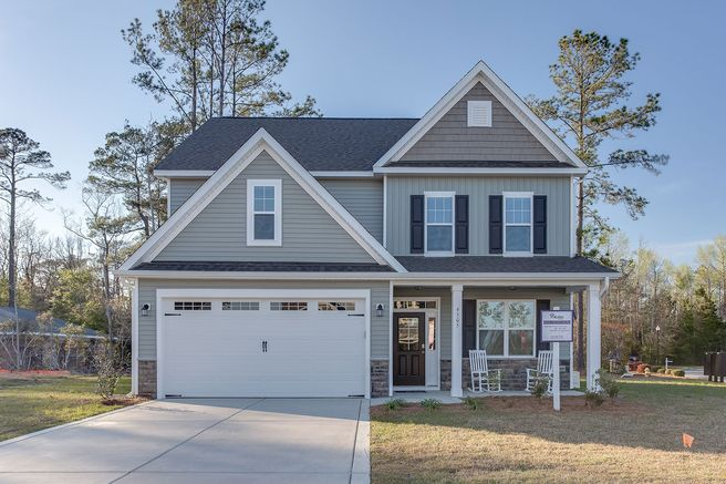 4505 Combs Forest Court (Nelson II Classic)
