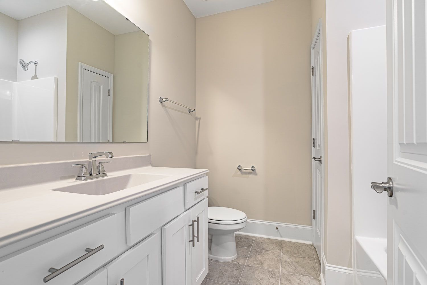 Bathroom featured in the Portico Bungalow By McKee Homes in Wilmington, NC
