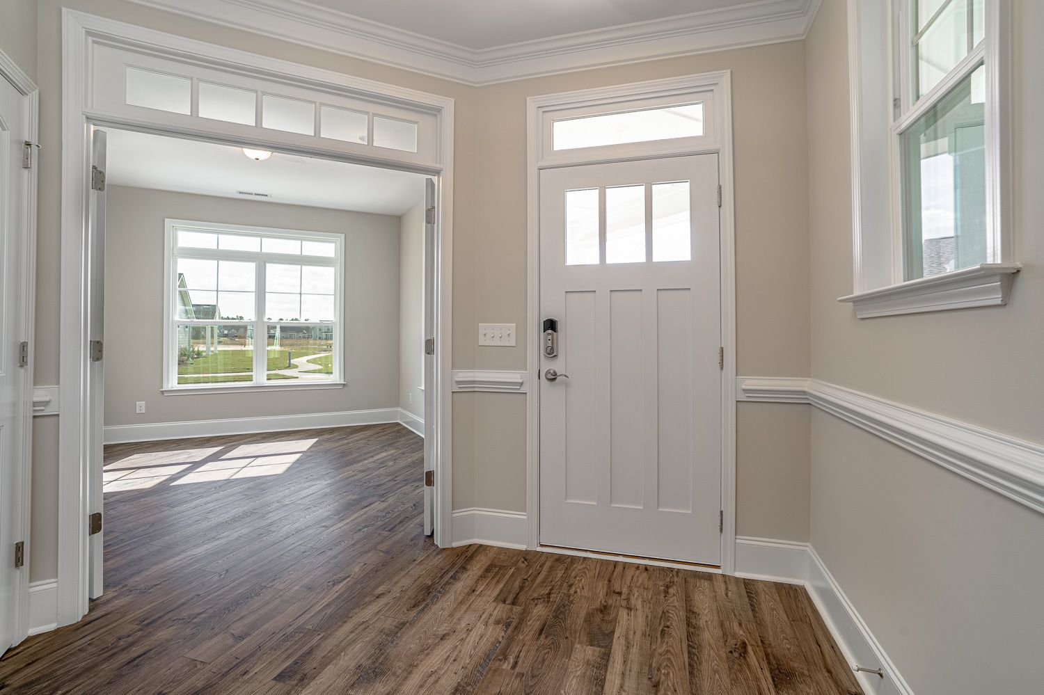 Living Area featured in the Promenade Bungalow By McKee Homes in Wilmington, NC