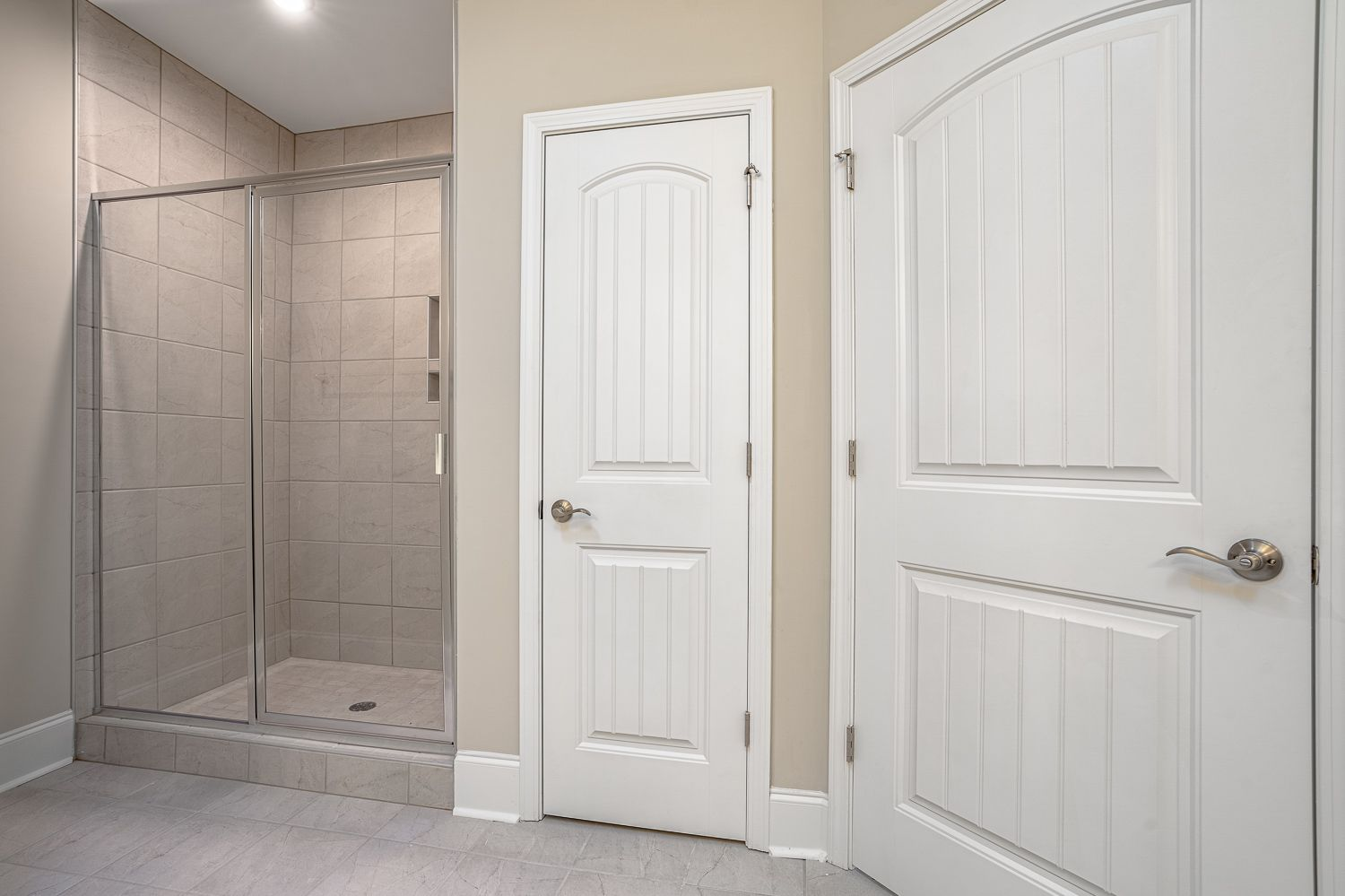 Bathroom featured in the Promenade Bungalow By McKee Homes in Wilmington, NC