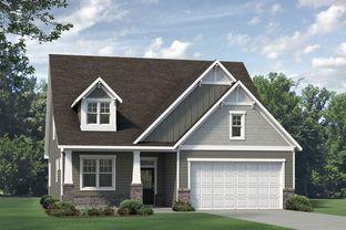 Winston 2020 Craftsman - Seaside Bay: Supply, North Carolina - McKee Homes