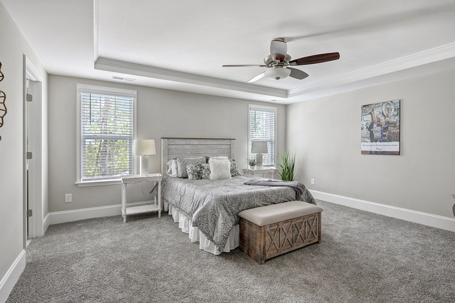 Bedroom featured in the Nelson 2020 Craftsman By McKee Homes in Pinehurst-Southern Pines, NC
