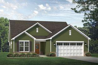 Torino 2020 Classic - Evergreen At Flowers Plantation: Clayton, North Carolina - McKee Homes