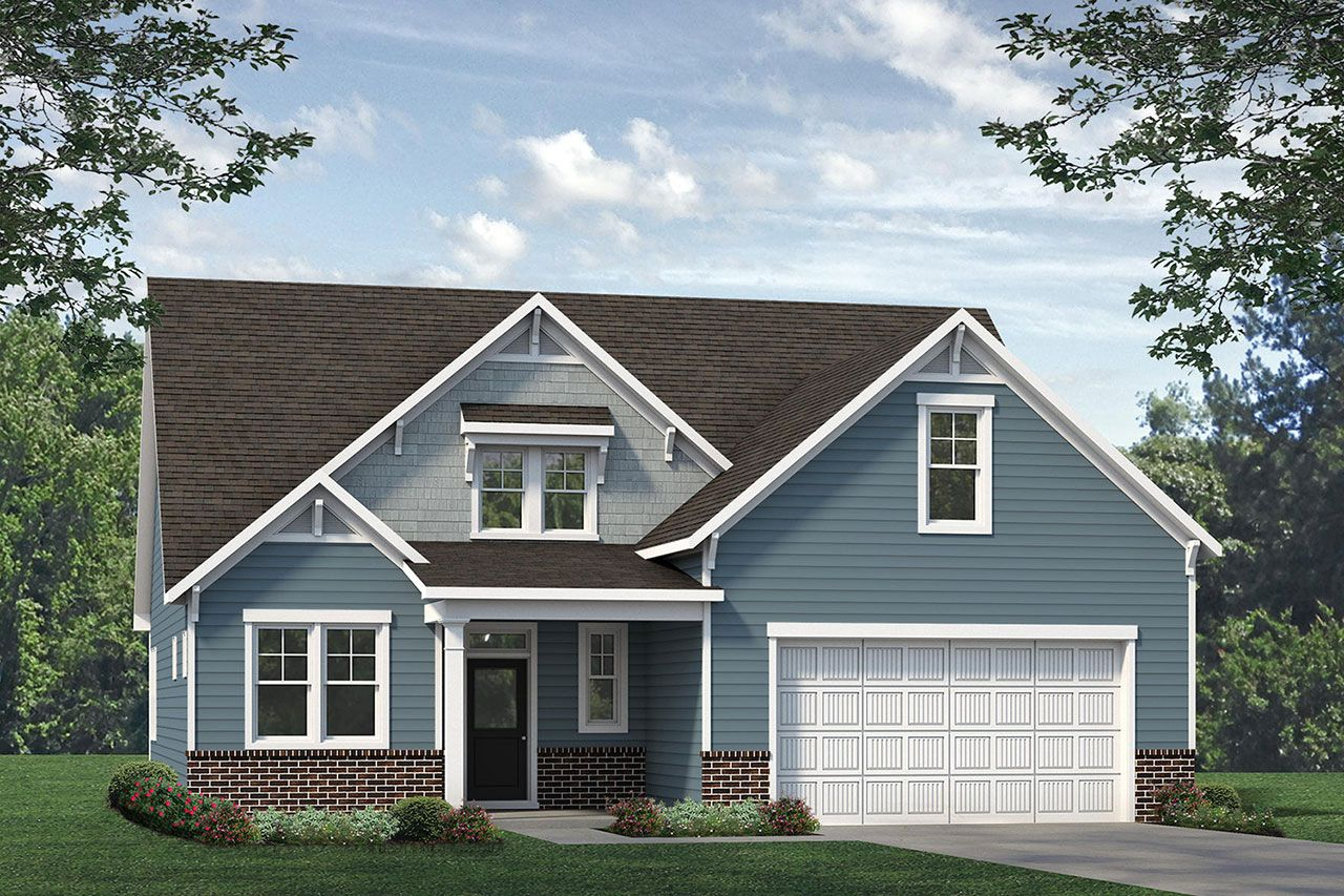 Exterior featured in the Biltmore 2020 Classic By McKee Homes in Wilmington, NC