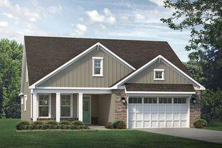 Torino 2020 Bungalow - The Courtyards At Mallory Retreat: Winnabow, North Carolina - McKee Homes