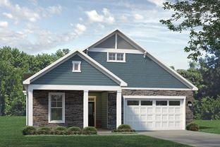 Portico 2020 Craftsman - Evergreen At Flowers Plantation: Clayton, North Carolina - McKee Homes