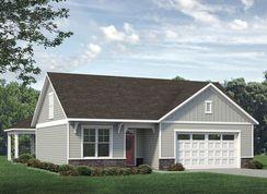 Promenade 2020 Craftsman - Evergreen At Flowers Plantation: Clayton, North Carolina - McKee Homes