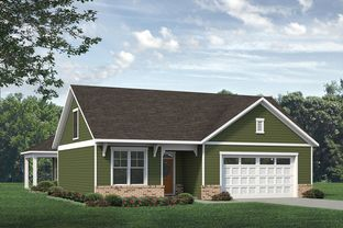 Promenade 2020 Classic - Evergreen At Flowers Plantation: Clayton, North Carolina - McKee Homes