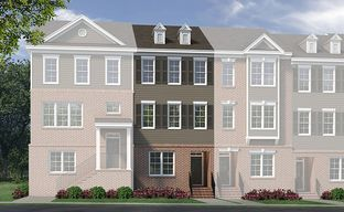 Townes At Gateway Commons by McKee Homes in Raleigh-Durham-Chapel Hill North Carolina