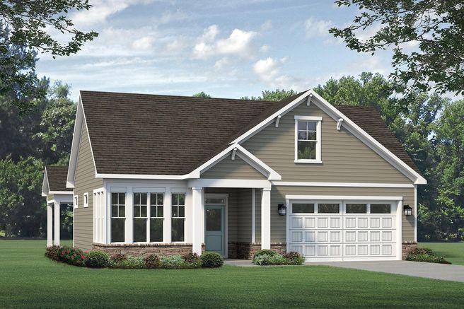 8933 Cobble Ridge Drive (Promenade 2020 Craftsman)