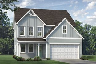 Finley 2020 Coastal - Bedford: Raeford, North Carolina - McKee Homes