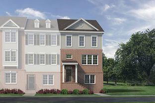 Pullen A - Townes At Gateway Commons: Wake Forest, North Carolina - McKee Homes