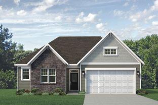 Tucker 2020 Craftsman - Colbert Place: Leland, North Carolina - McKee Homes