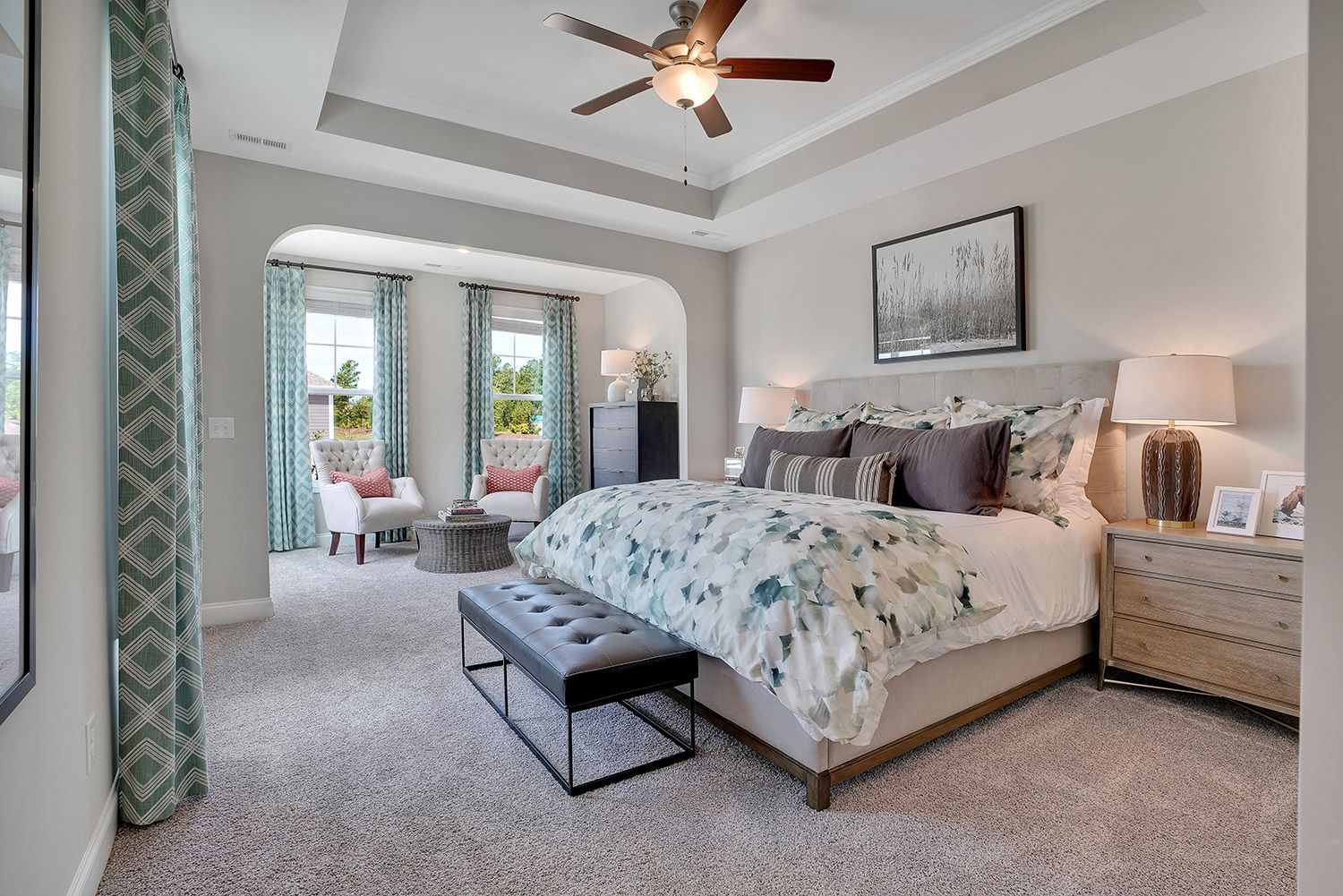 Bedroom featured in the Promenade 2020 Classic By McKee Homes in Wilmington, NC