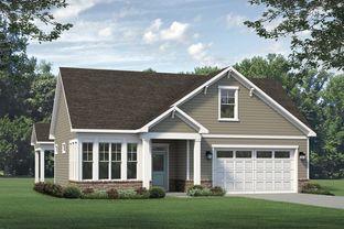 Promenade 2020 Craftsman - The Courtyards At Scotts Hill Village: Wilmington, North Carolina - McKee Homes