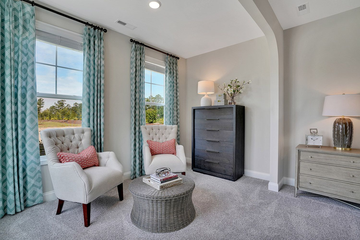 Bedroom featured in the Portico 2020 Craftsman By McKee Homes in Wilmington, NC