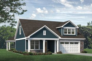 Promenade 2020 Bungalow - The Courtyards At Scotts Hill Village: Wilmington, North Carolina - McKee Homes