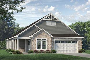 Verona Craftsman - The Courtyards At Mallory Retreat: Winnabow, North Carolina - McKee Homes