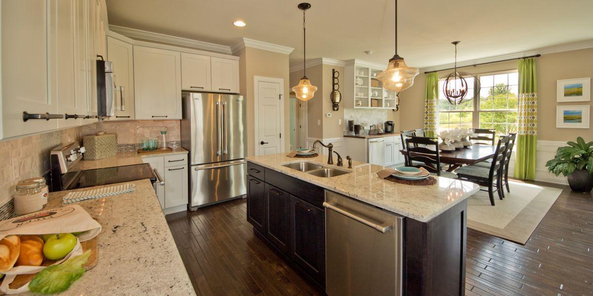 Kitchen featured in The Kipling By McKee Builders in Wilmington-Newark, DE