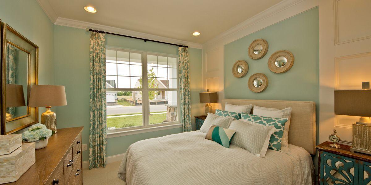 Bedroom featured in The Kipling By McKee Builders in Wilmington-Newark, DE