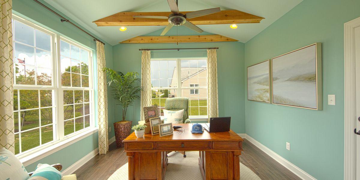 Living Area featured in The Kipling By McKee Builders in Wilmington-Newark, DE