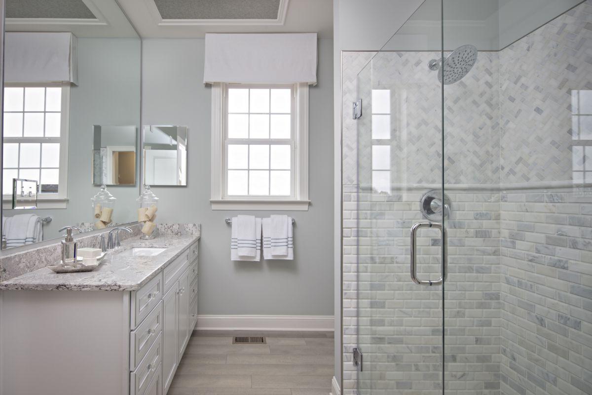 Bathroom featured in The Oxford By McKee Builders in Wilmington-Newark, DE