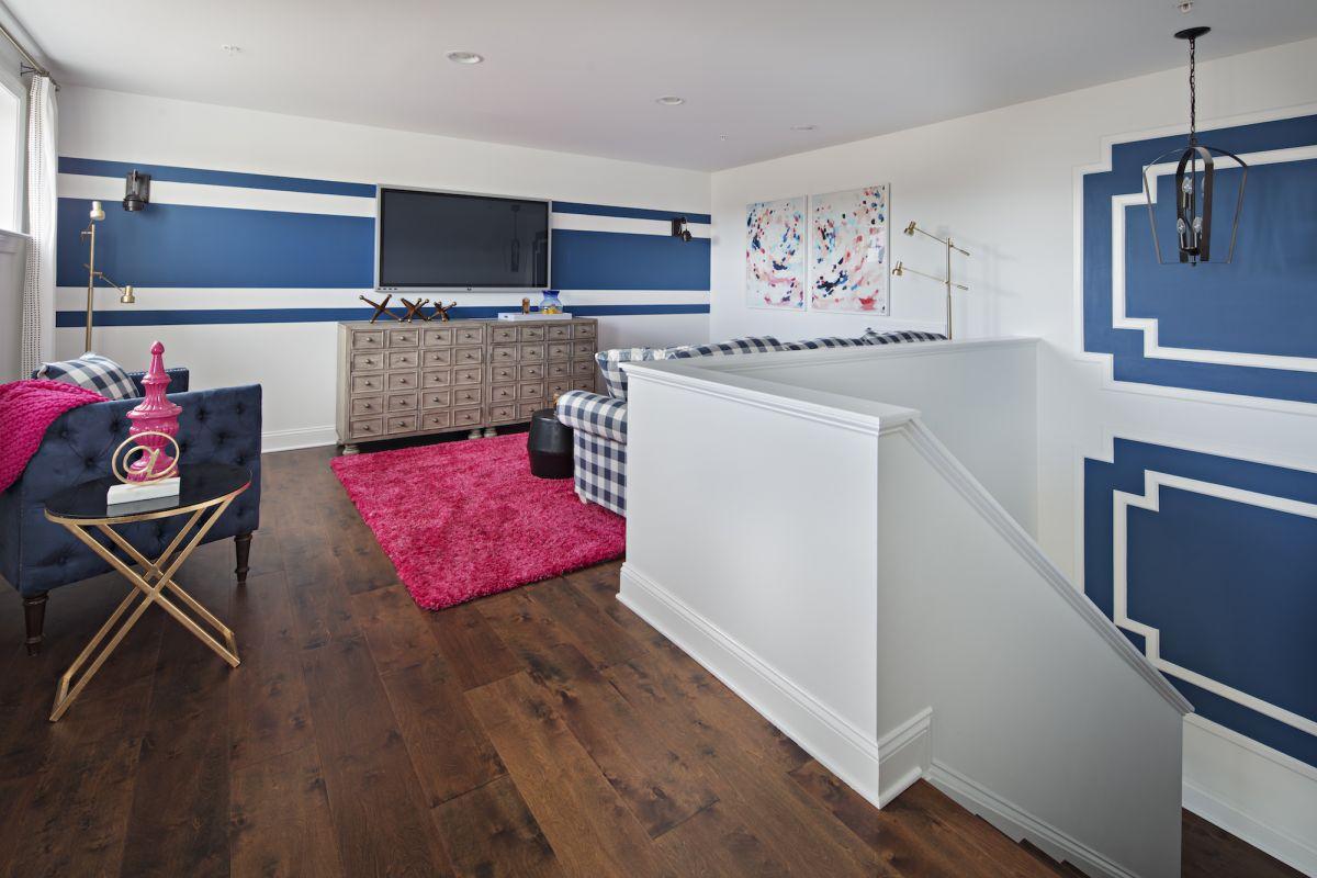 Living Area featured in The Laurel By McKee Builders in Wilmington-Newark, DE