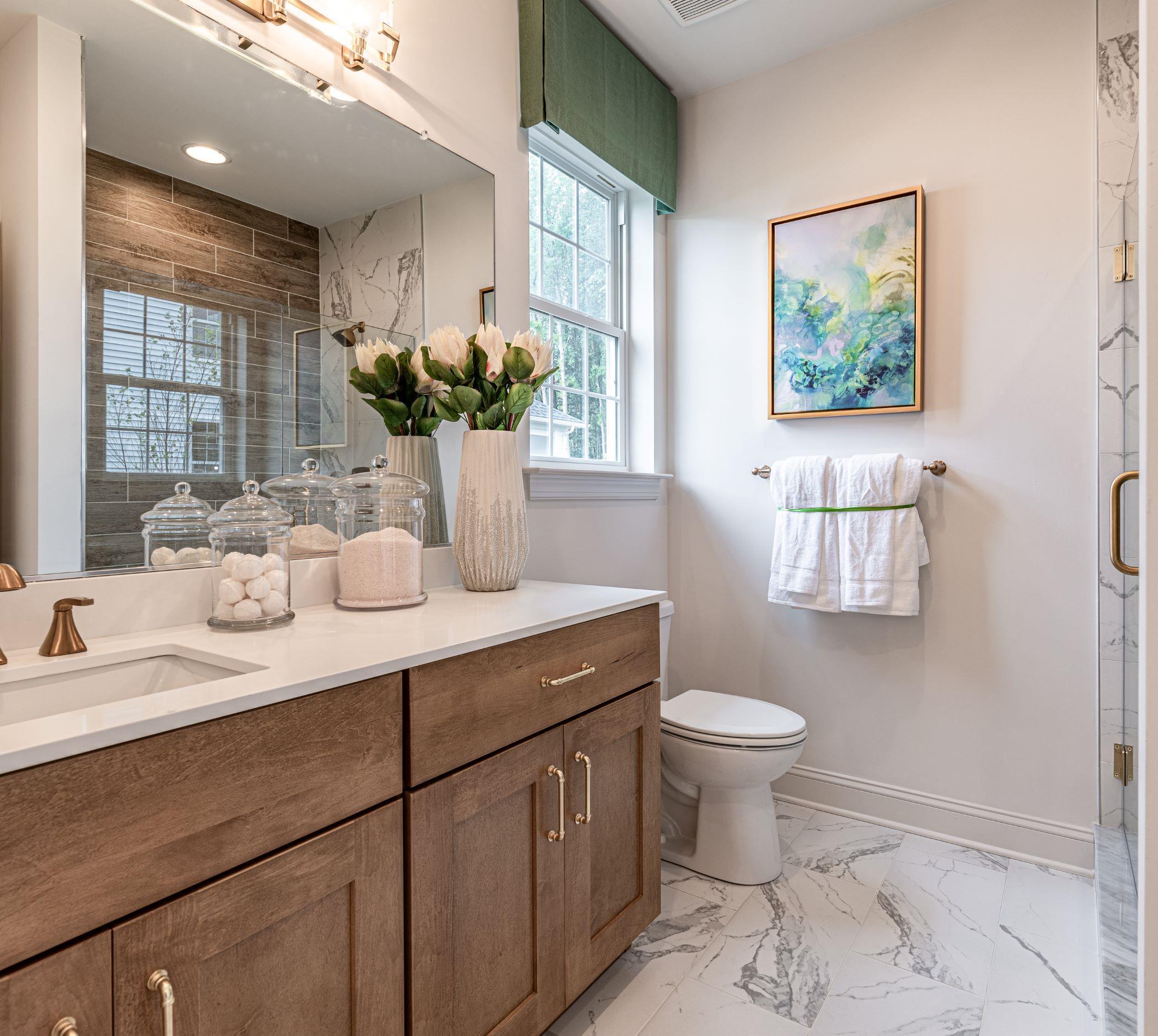 Bathroom featured in The DuPont By McKee Builders in Wilmington-Newark, DE