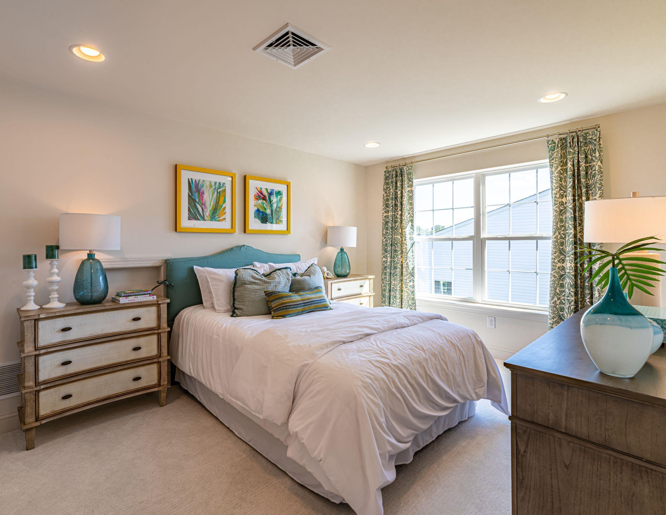 Bedroom featured in The DuPont By McKee Builders in Wilmington-Newark, DE