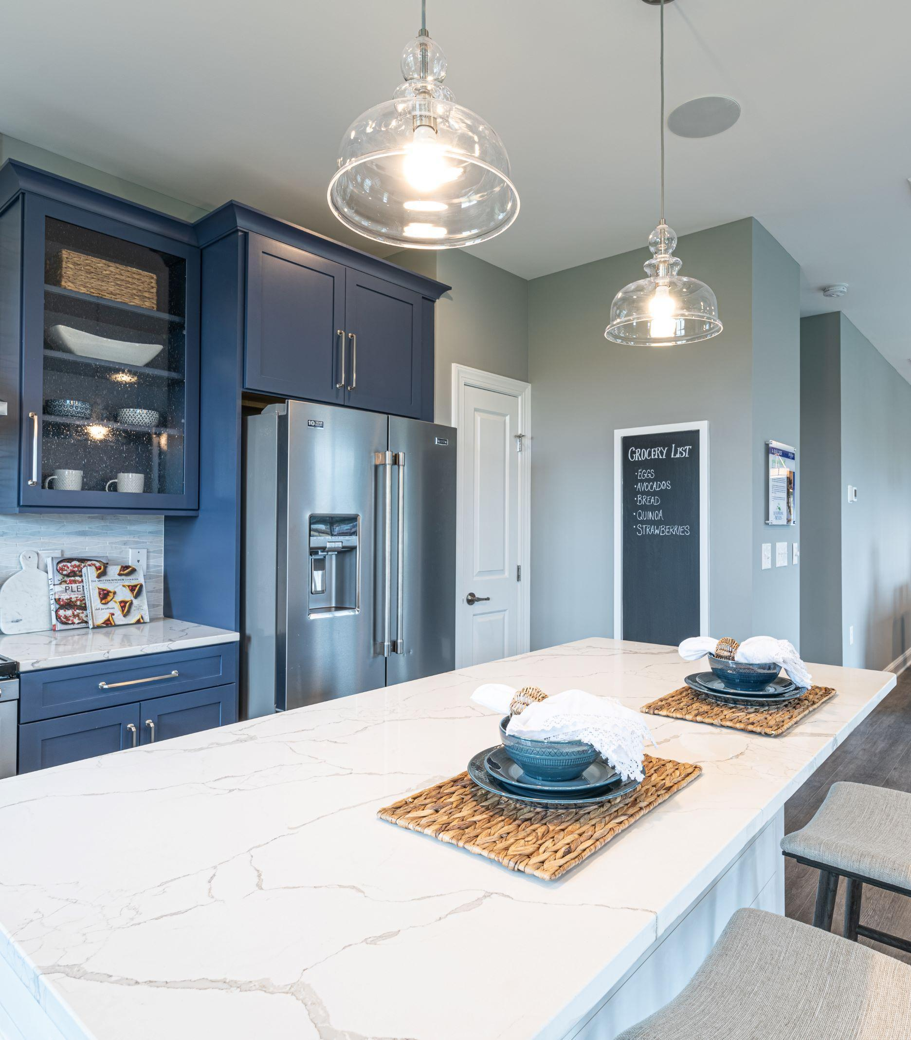 Kitchen featured in The Rodney By McKee Builders in Wilmington-Newark, DE
