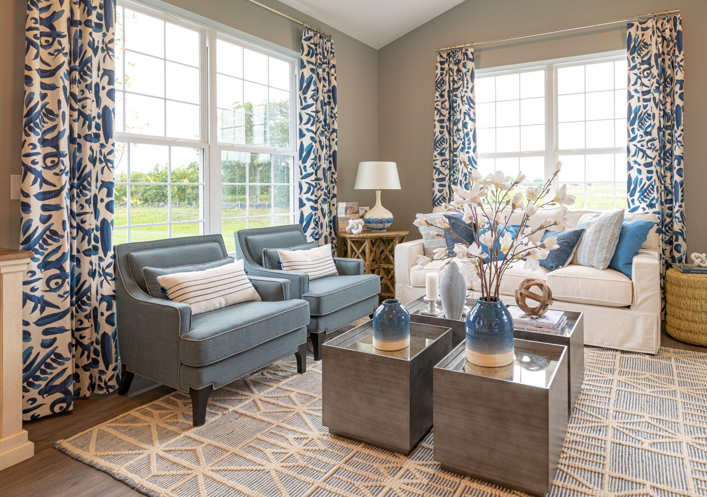 Living Area featured in The Rodney By McKee Builders in Wilmington-Newark, DE
