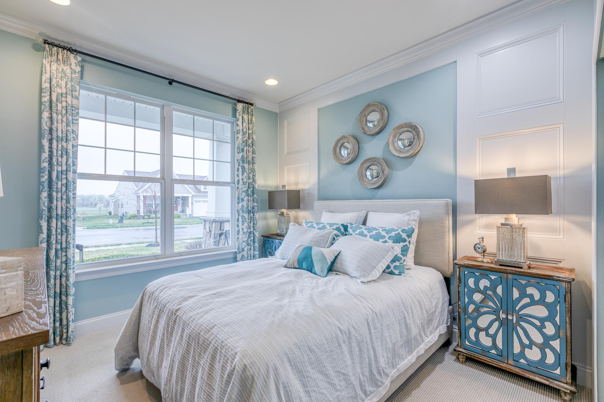 Bedroom featured in The Kipling By McKee Builders in Dover, DE