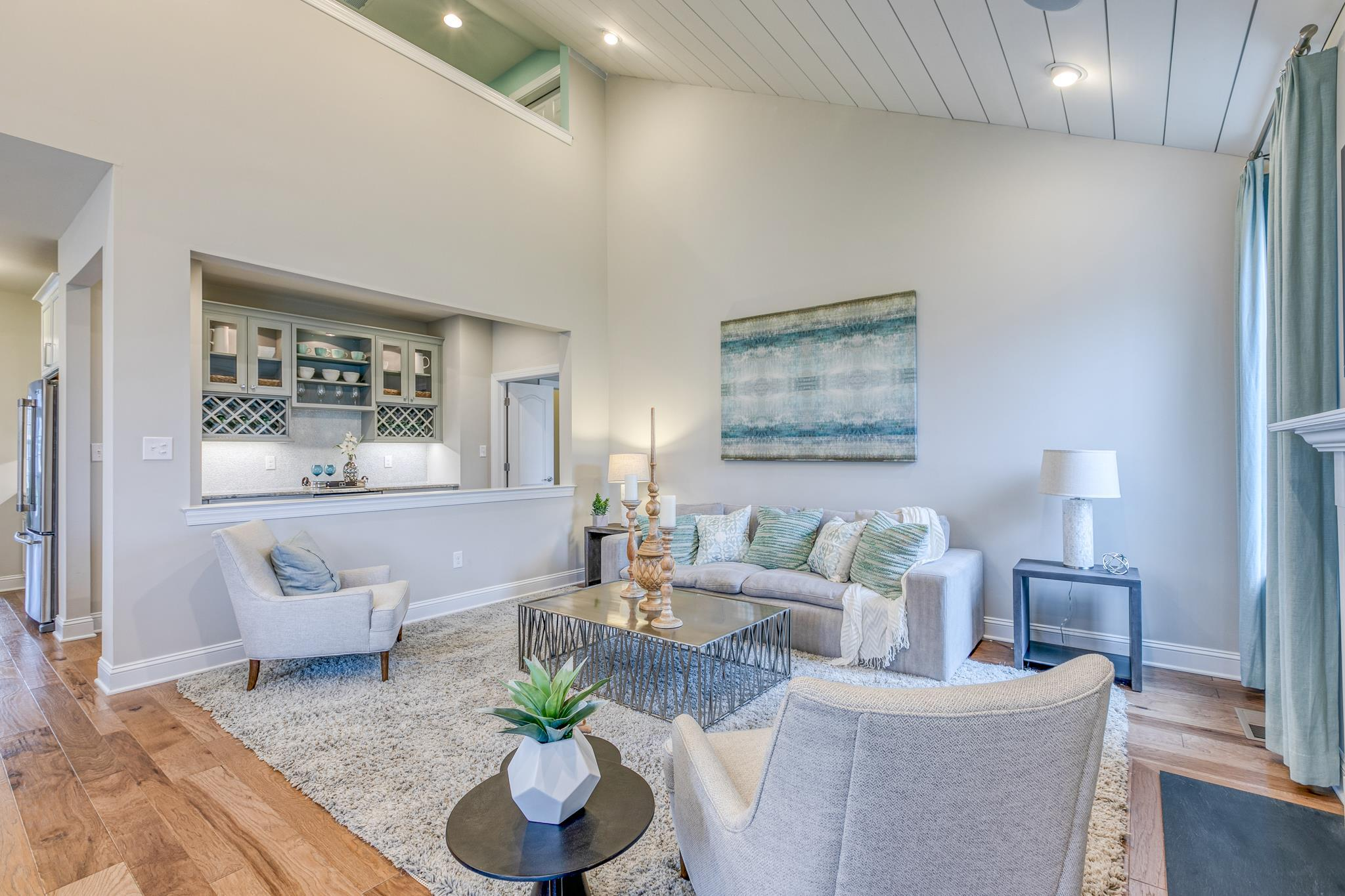 Living Area featured in The Dalton By McKee Builders in Dover, DE