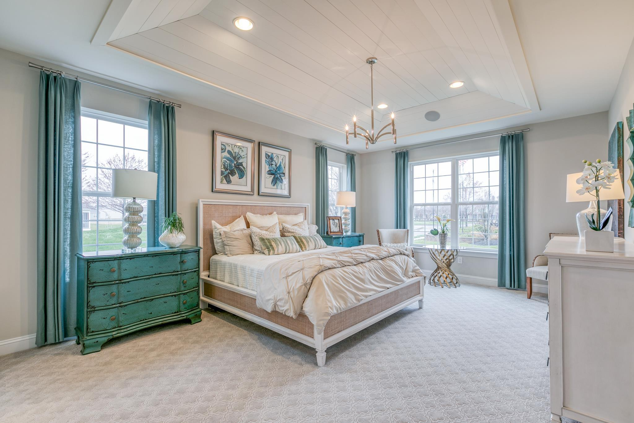 Bedroom featured in The Dalton By McKee Builders in Dover, DE