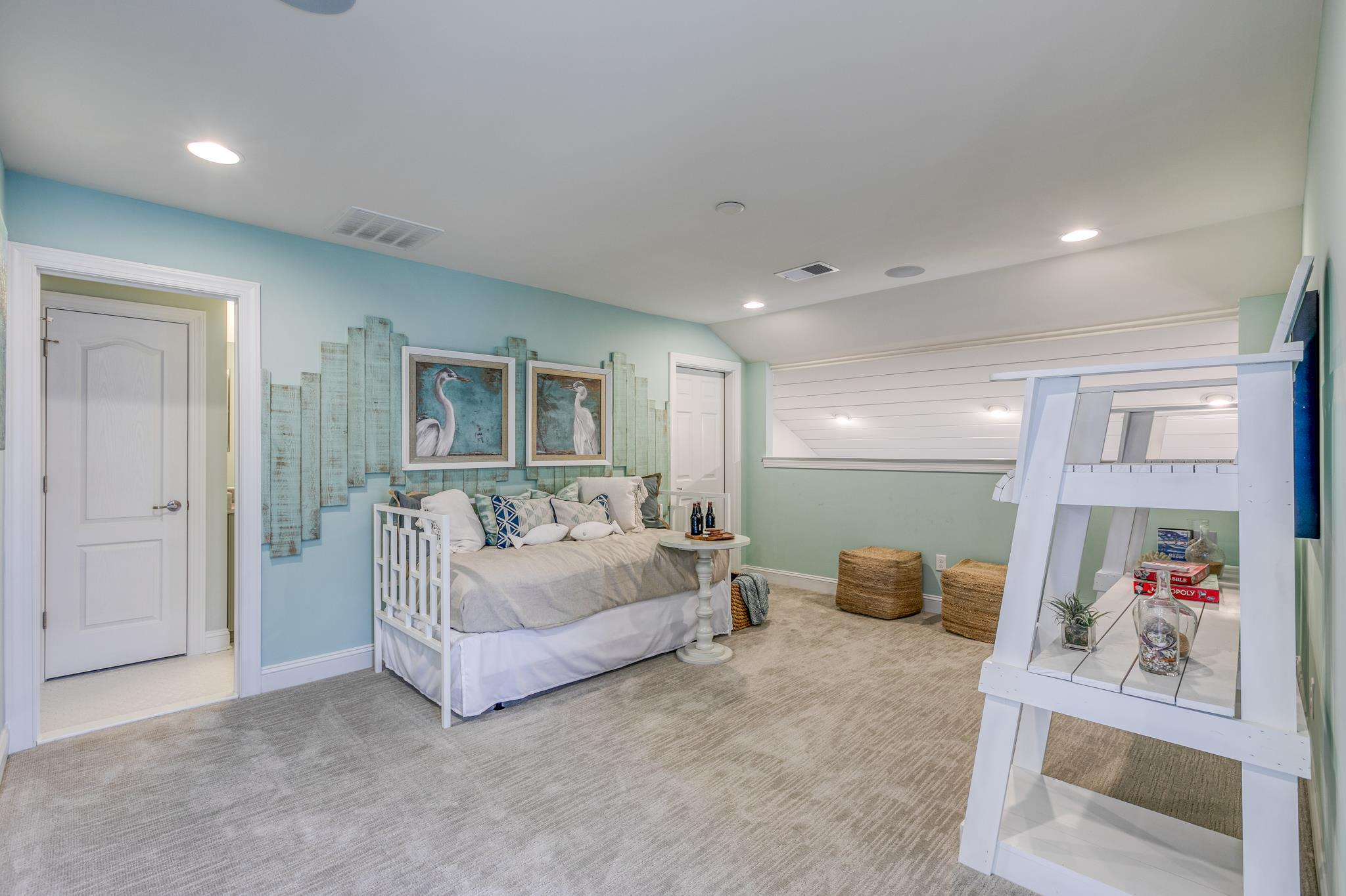Bedroom featured in The Dalton By McKee Builders in Dover, DE
