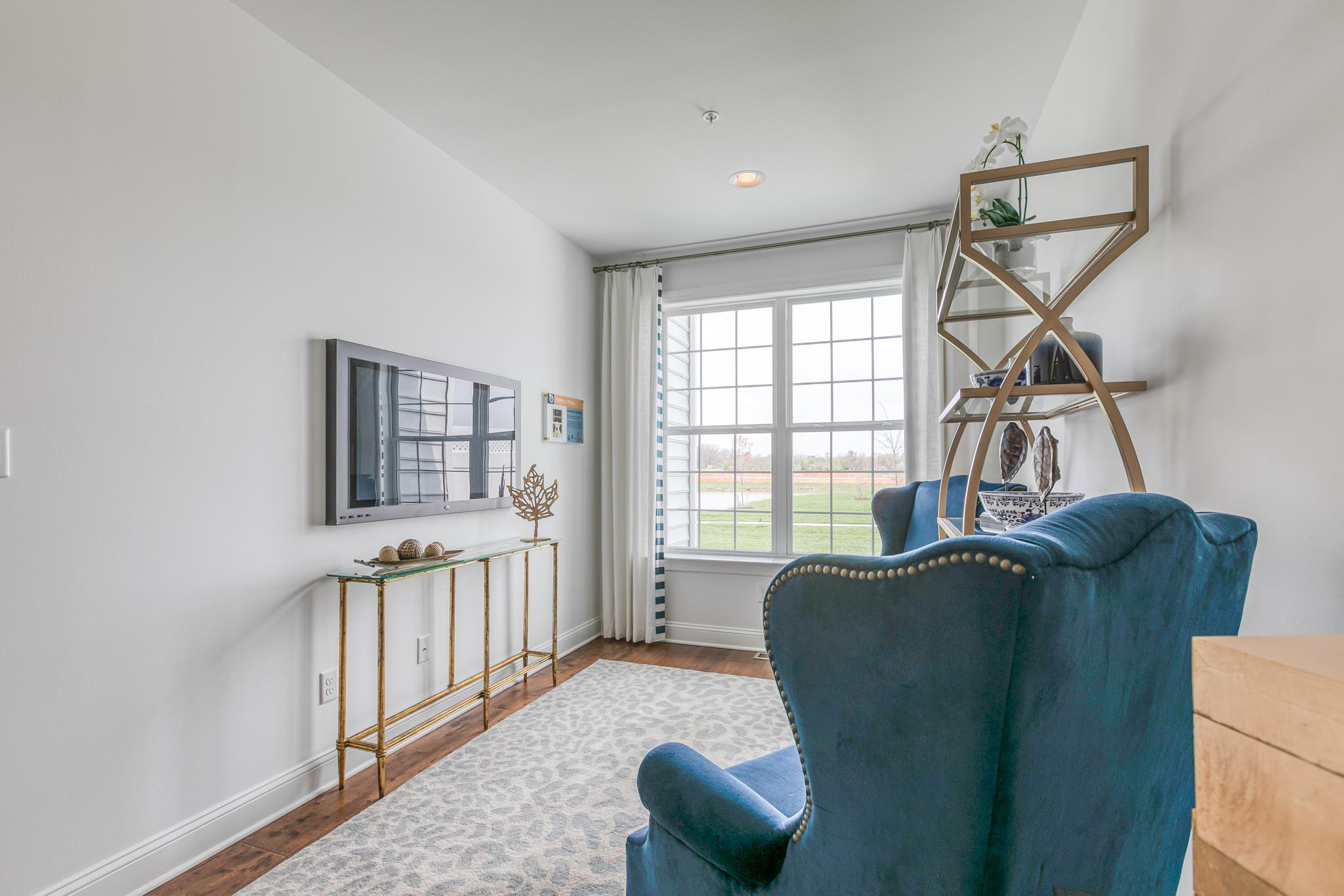 Living Area featured in The Laurel By McKee Builders in Eastern Shore, MD