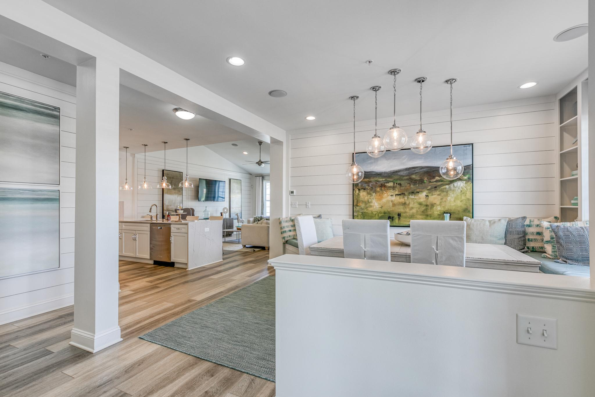 Living Area featured in The Oxford By McKee Builders in Eastern Shore, MD