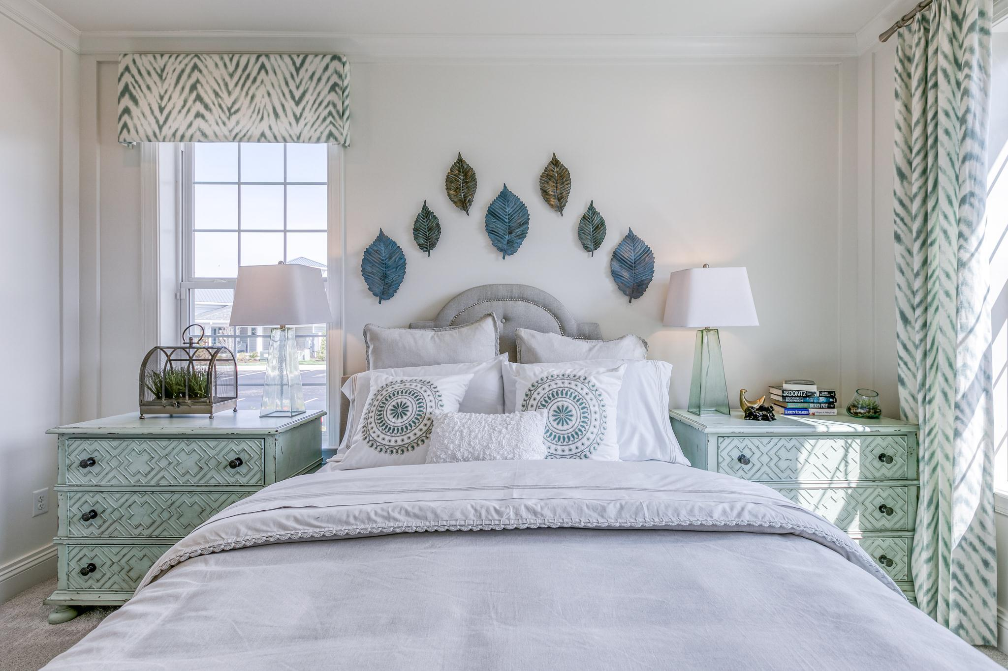 Bedroom featured in The Oxford By McKee Builders in Eastern Shore, MD