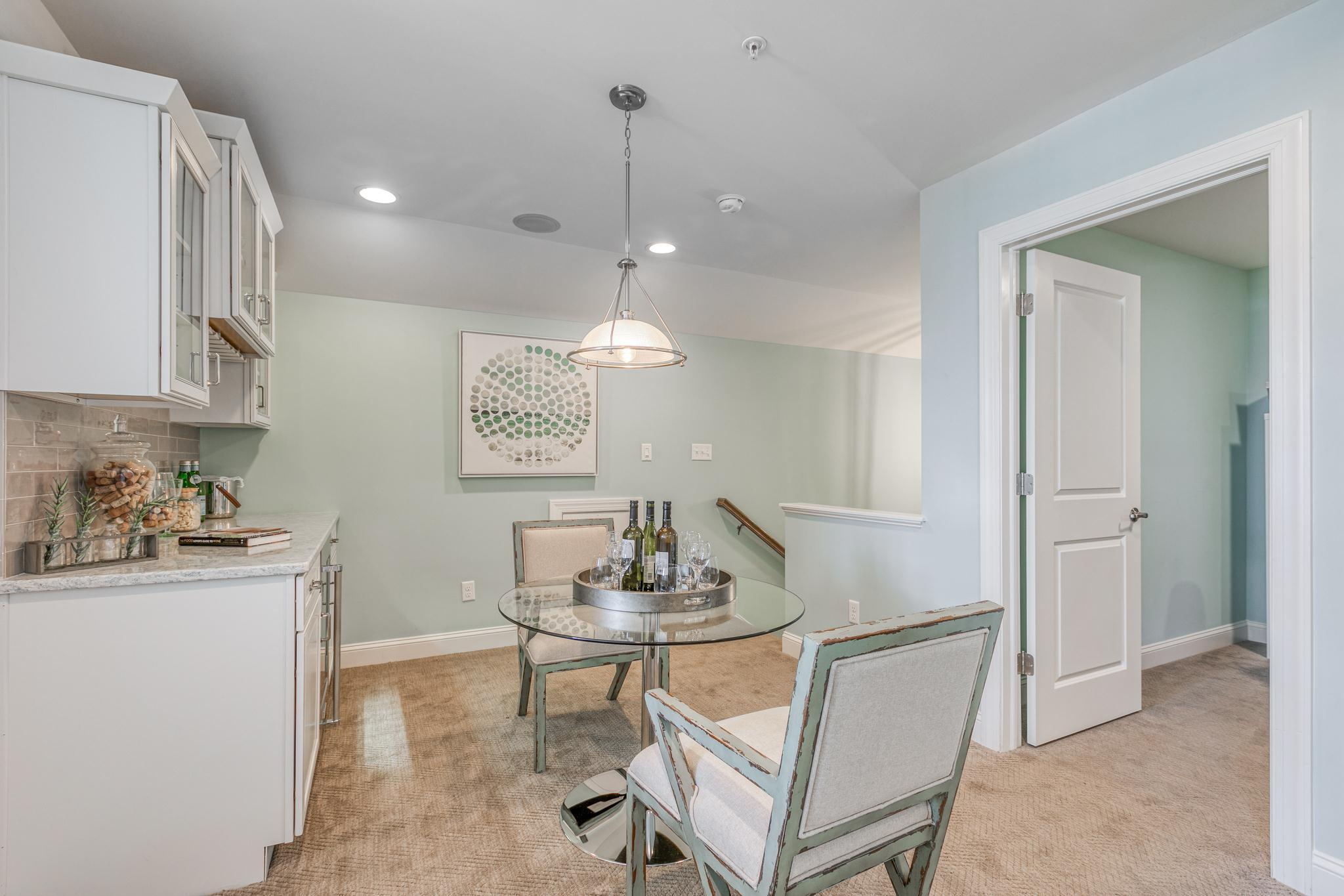 Kitchen featured in The Oxford By McKee Builders in Eastern Shore, MD
