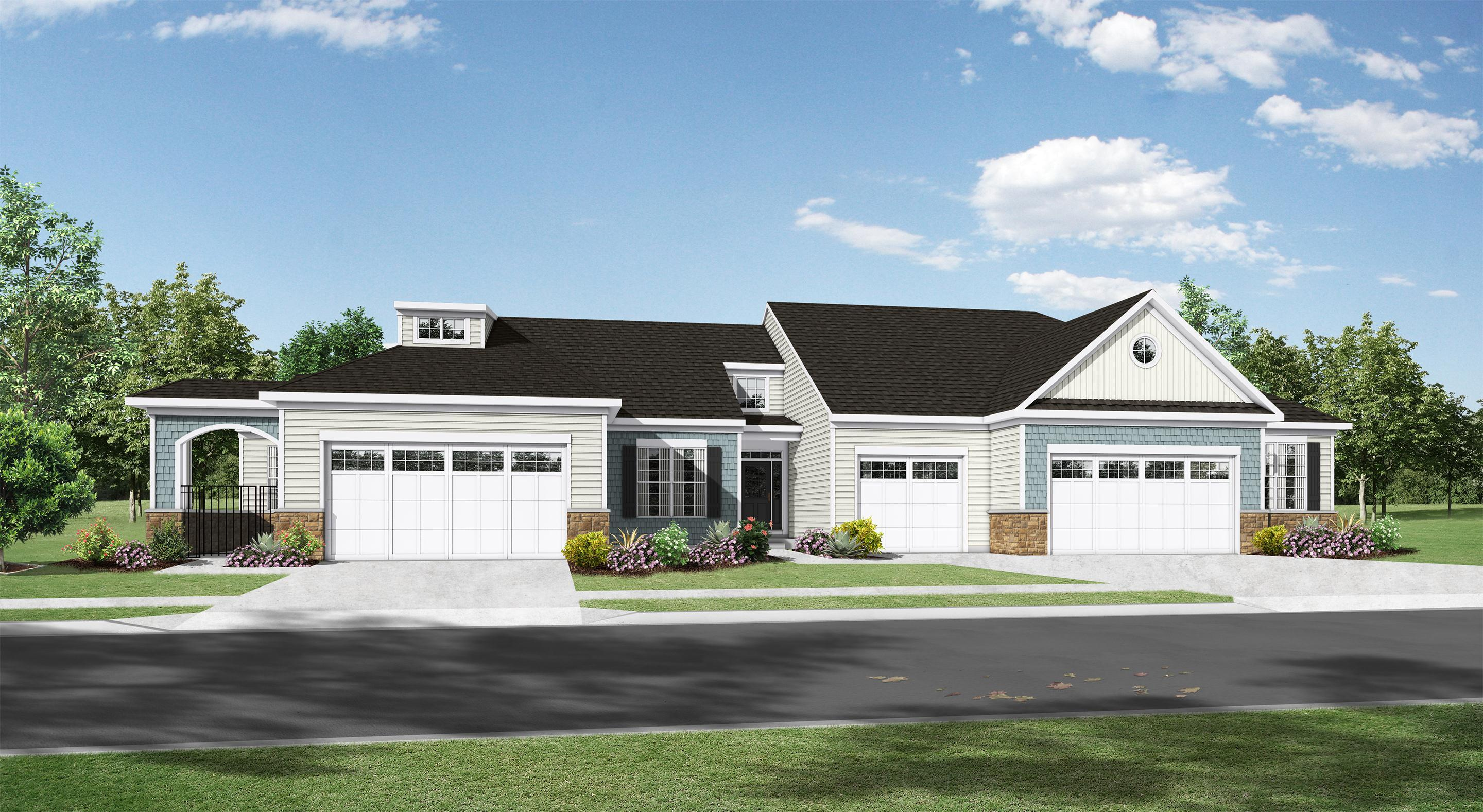 Exterior featured in The Oxford By McKee Builders in Eastern Shore, MD