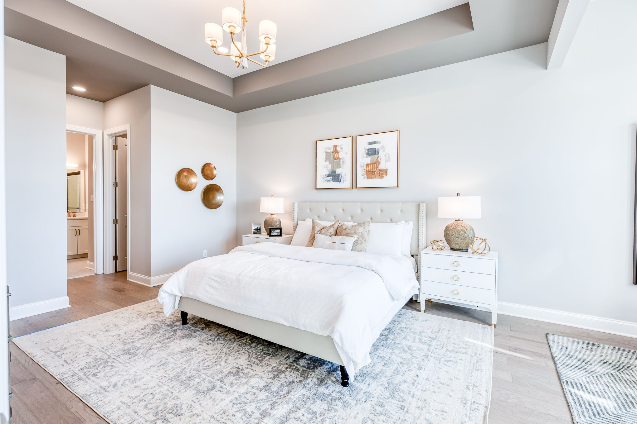 Bedroom featured in The Shannon By McKee Builders in Philadelphia, PA