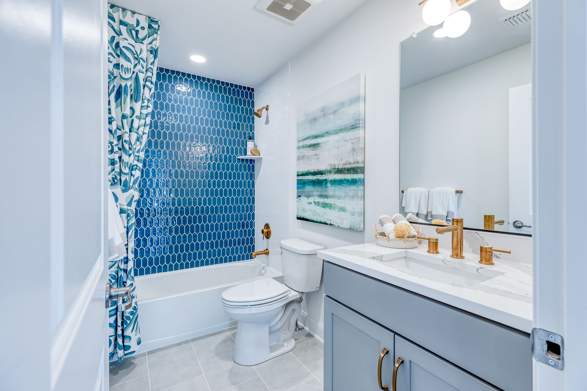 Bathroom featured in The Charter By McKee Builders in Philadelphia, PA