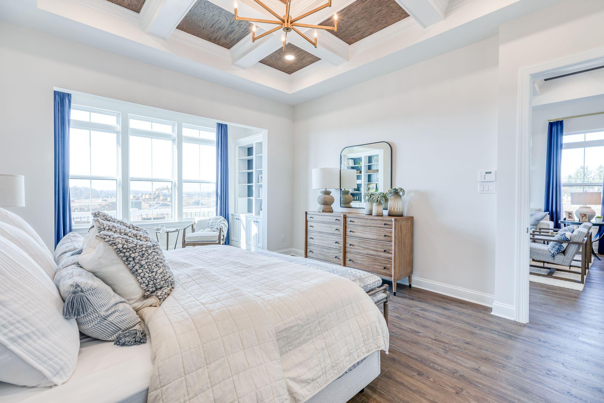 Bedroom featured in The Wexford By McKee Builders in Philadelphia, PA