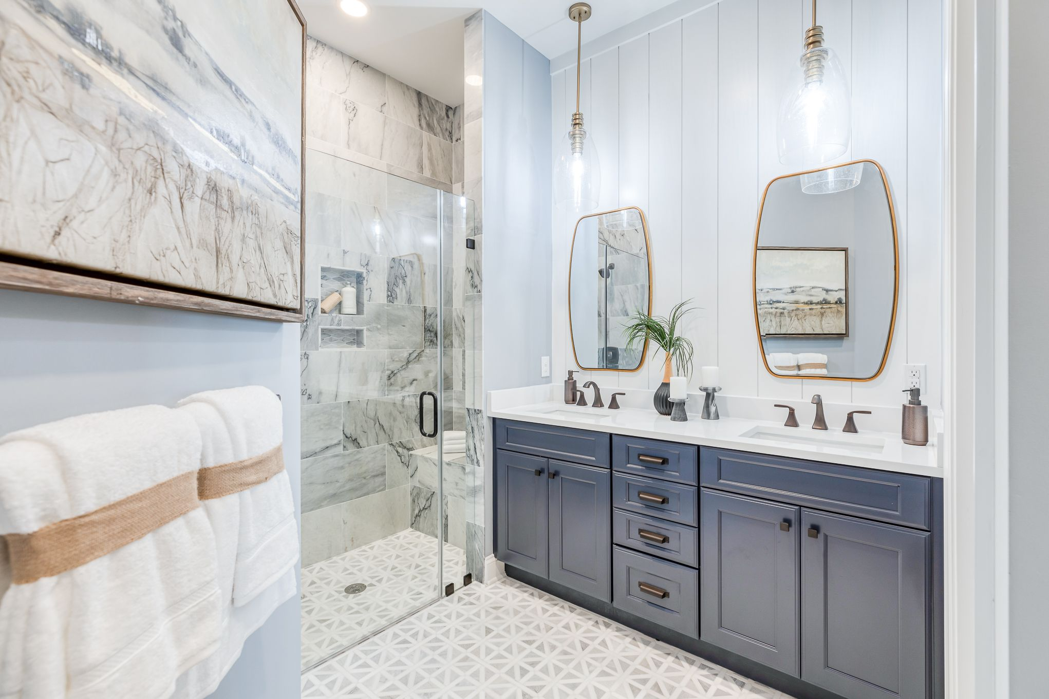 Bathroom featured in The Wexford By McKee Builders in Philadelphia, PA