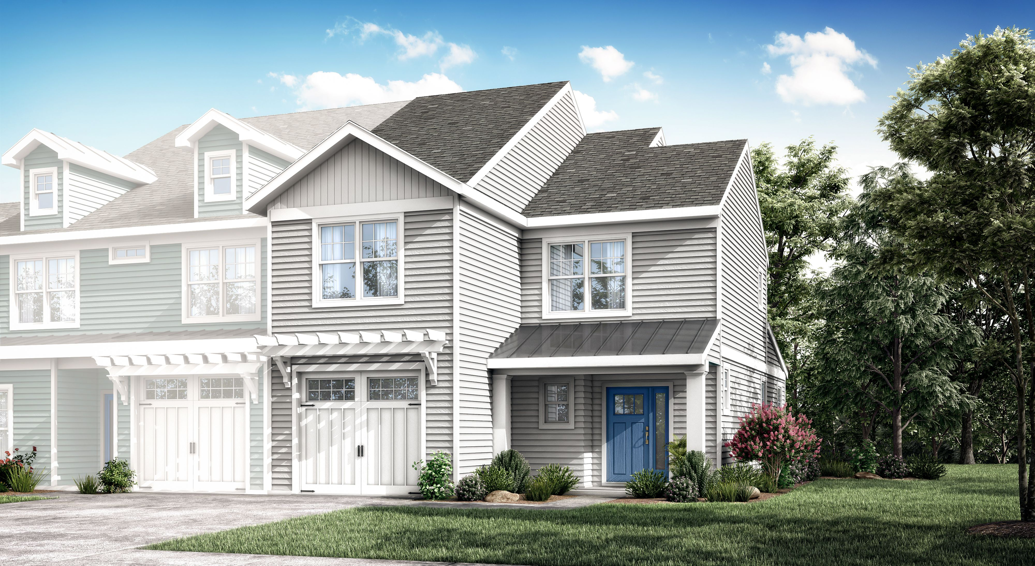 Exterior featured in The Dawson By McKee Builders in Sussex, DE