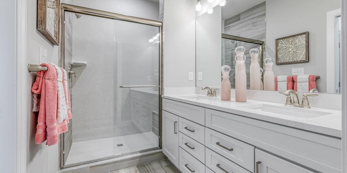 Bathroom featured in The Conrad By McKee Builders in Sussex, DE